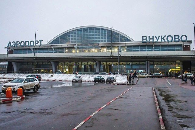 Яндекс Драйв во Внуково