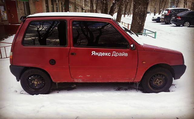 Какие машины есть в Яндекс Драйв и их количество