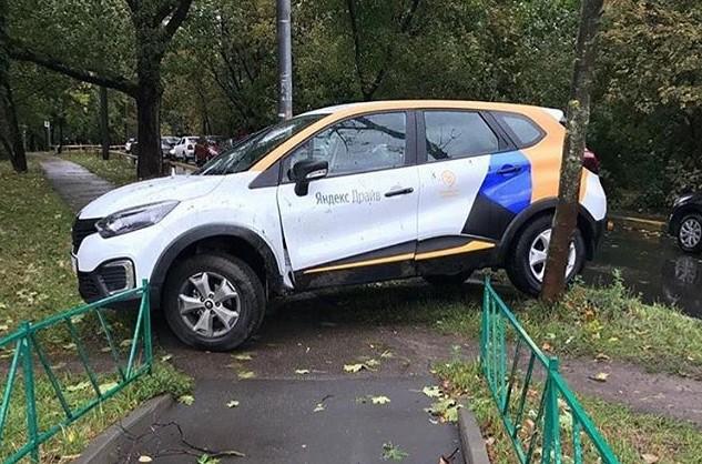 так парковаться нельзя