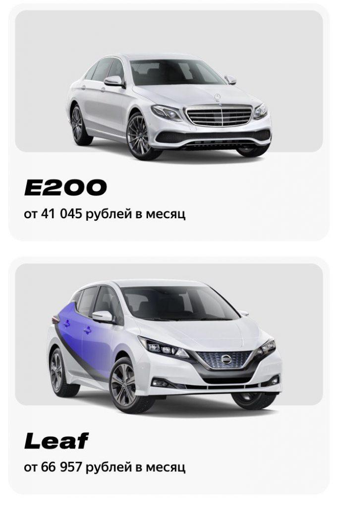 долгосрочная аренда машины яндекс драйв